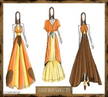 Avatar collection: Yangchen by Fashiodesart