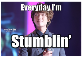 It's Onew Condition by DreamAmongStars