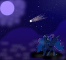 Lunas dream by AlicornRarity