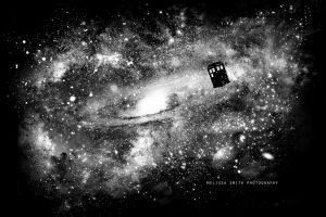 Time and Relative Dimension in Space by BOMBATTACK