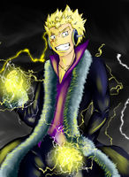 Laxus by Lightnning