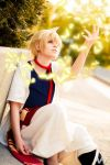 Magi: Alibaba Saluja - Goodbye my friend by chibinis-chan