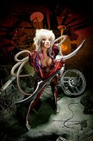 WitchBlade: Amaha Masane by jaytablante