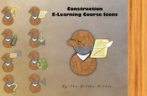 Gimp - Building Course Icons by Golden-Ribbon