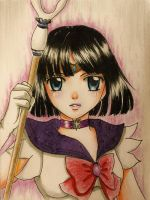 Sailor Saturn by serunisavana
