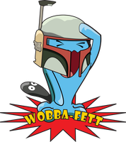 Wobba Fett by TapX2