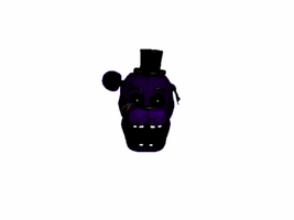 Shadow Freddy Jumpscare (GIF) by MangleTheFoxToy