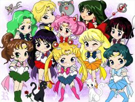 Chibi-Sailor moon Super R by rebenke