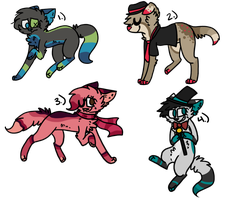 Adopts (1) by Scarlet-kat CLOSED by Those-Cool-Adopts