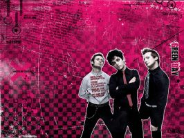 green day wallpaper by shallow-heart