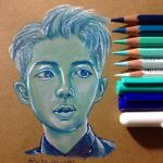 Doodling with colorpencils and fineliners... by AmezeitArt