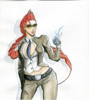 C.Viper by typhon-humanoid