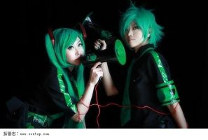 VOCALOID2--- by michivvya