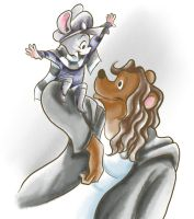 AA: Ernest And Celestine by NeroStreet