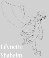 Lilynette Shahelm (The Pact) by lunaras13