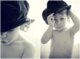 Young boy... by monikha