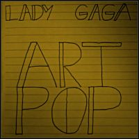 LADY GAGA  ARTPOP by MonsterH2O