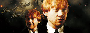 Rupert Grint France by N0xentra