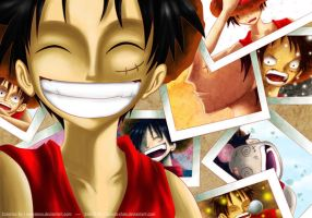 OP - Luffy Luffy Luffy by renealexa