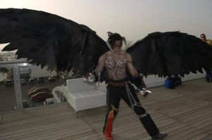 Devil Jin Cosplay 8 by vega147