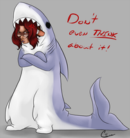 SHARK WEEK. CS STYLE by Syrae-Universe