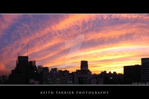 Pink and Orange Sunsrt by Keith-Killer