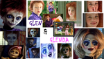 Glen and Glenda wallpaper by thedarkenedkeeper