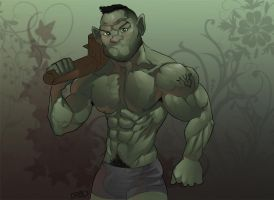 Orctober 2016 by shaneoid77