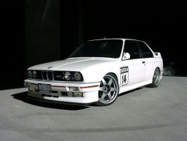 Bmw M3 E30 by cheedragen