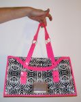Duct Tape Zebra Purse II by DuckTapeBandit