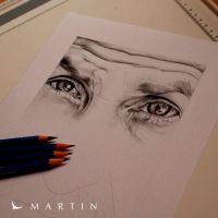 .: Sean Penn ~ WIP I :. by Martin--Art