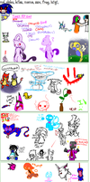 Md and Kiba: On iScribble 44 by Mdpikachu