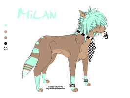 Milan~ by xMilanTheWolfx