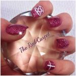 The Merciless Inspired Nails by pink-marshmallows