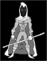The Moon knight by TheNoirGuy