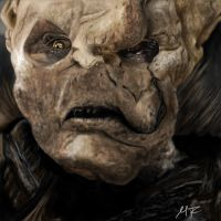 Gothmog 'Lord of the rings' by Anakinuchiha94