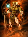 Manly Link by GENZOMAN