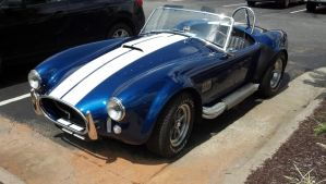 Ford Cobra by AllHailZ