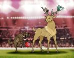 Die Mannschaft animalized: Thomas and Manuel by OlaNaTungee