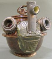 snorkel teapot front by cl2007