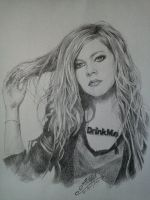 avril lavigne by him560