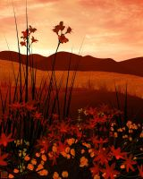 Field of Flowers by curious3d