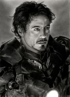 I am IRON MAN by akaLilith