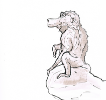 Baboon study by Br00dley