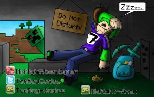 For Twitch Channel while Offline by MidNight-Vixen