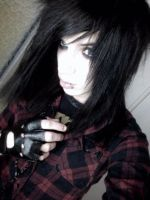 andy biersack :3 by cosplay-time