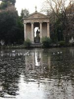 Temple of Asklepios by Amor-Fati-Stock