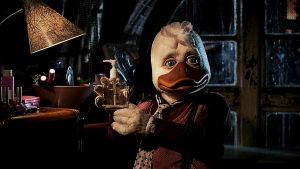 Howard The Duck by ProfessorAdagio