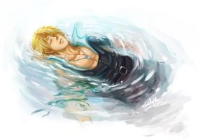 Final Fantasy - Tidus by stryler