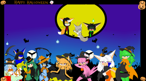 .:Happy Halloween...:. by Soul-Celebration